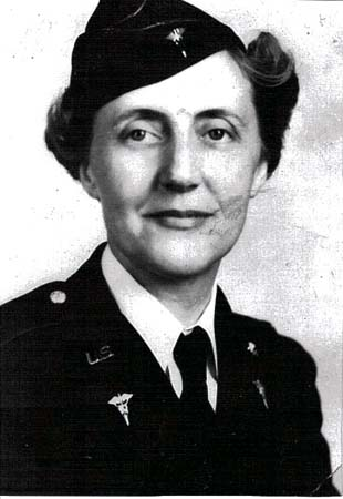 Nurse Blanche F. Sigman, a heroine of World War II, dedicated her life to helping others.